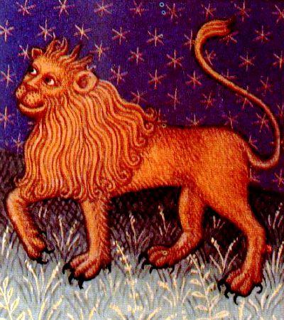 Animal representativo de Leo