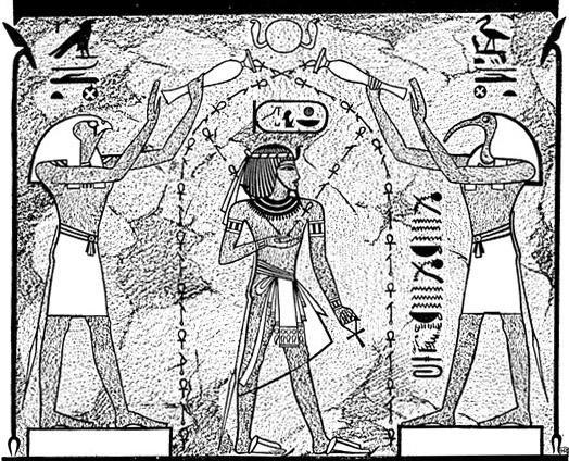 Unción en el Antiguo Egipto