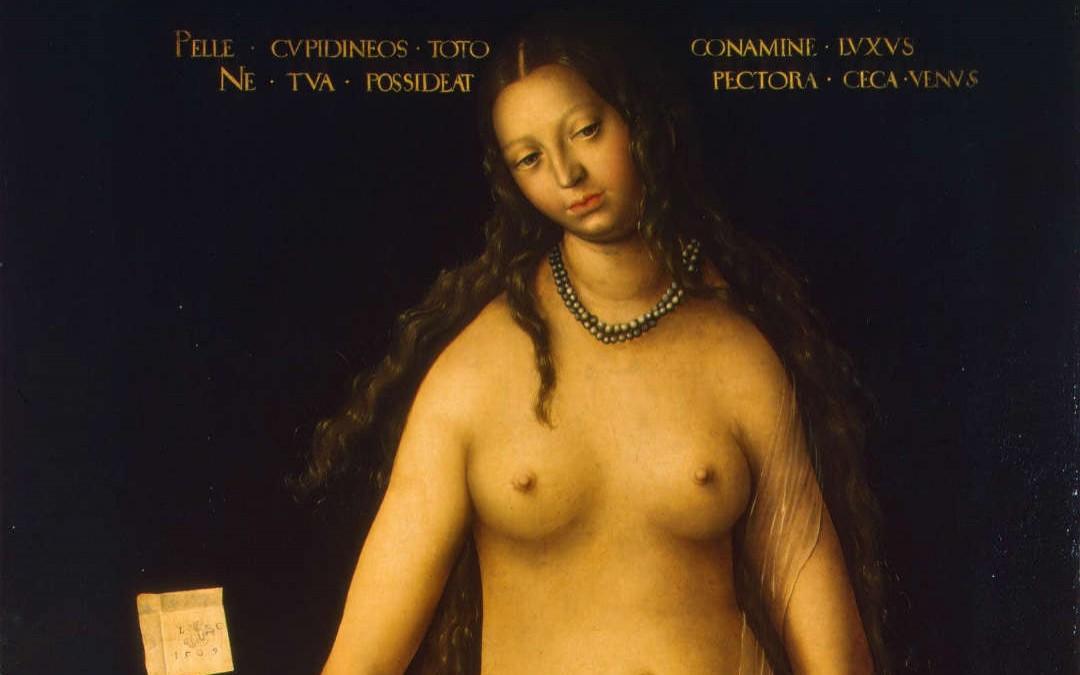 Venus y Cupido