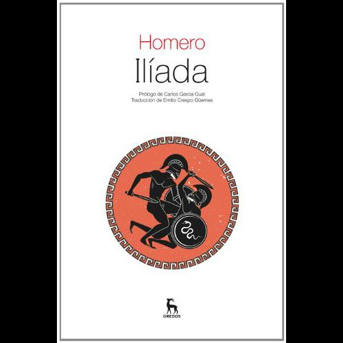 Ilíada (Tapa blanda)