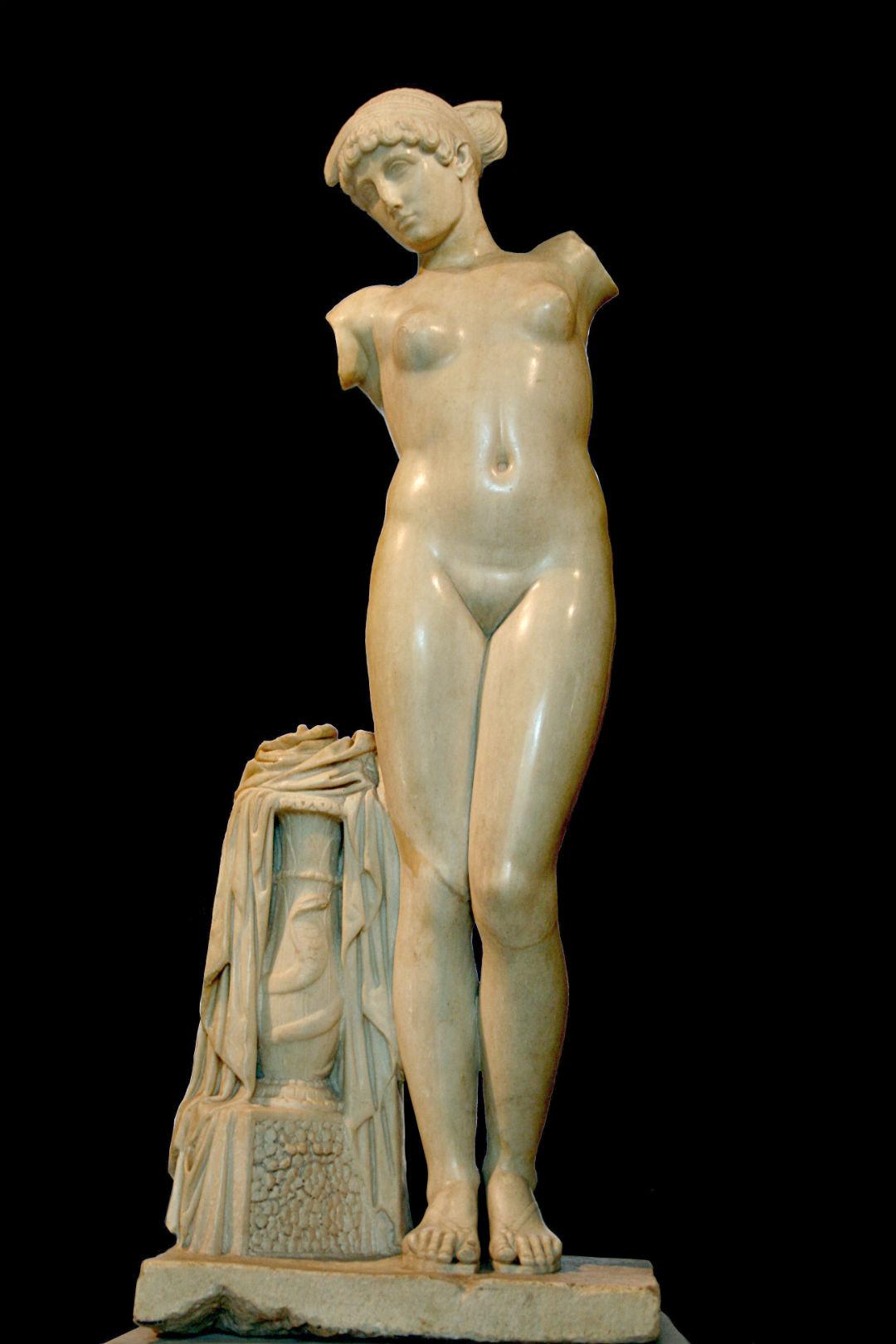 Venus Esquilina. Mármol anónimo, c. 50 d. C.